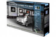 Leadtek Quadro FX580 PCI-Ex16 512MB DDR3 DVI-DL+ D...