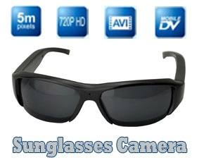 Sunglasses Spy / Hidden Eyewear Camera, [RLC-951],...