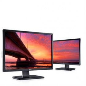 "24"" Dell U2412M 24"" UltraSharp IPS Monitor - 1920 x 1200, 8ms (GTG), 4x USB3.0, 1x DisplayPort, 1x VGA, 1x DVI, HAS, Tilt, Pivot, Swivel"