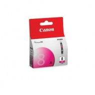 Canon CLI8M, Magenta Ink for PIXMA iP4200, iP4300, iP5200, iP5200r, iP5300,MP500, MP530, MP600, MP600R, MP800, MP800R, MP810, MP830