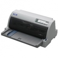 EPSON LQ-690 HIGH YIELD A4 24-PIN, 529 CPS (12 CPI...