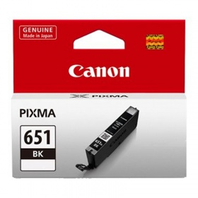 Ink Compatible For Canon CLI-651BK