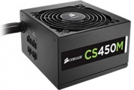 450W Corsair CS450M ATX Power Supply, 80+ Gold Cer...