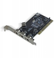3+1 Port Firewire PCI Card