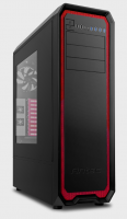 Antec Nineteen-Hundred Ultra Tower, Red Trim.17 Drive Bays, 2x PSU, 9x Expansion Slots, Supports, USB 3.0 &2.0 x2, 6x 120mm FDB Fans, 3Yrs Wty