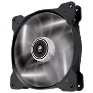 "Corsair ""Air Series"" Air Flow 140 Quiet Edition Case Fan - Superior Cooling Performance and LED Illumination, White"