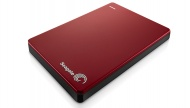 2TB Seagate Backup Plus portable drive Red