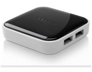 BELKIN 4 PORT USB 2.0 HUB-POWERED