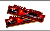 16GB G.Skill DDR3-2133 Dual Channel [RipjawsX] F3-...