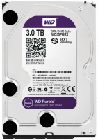 3TB WD Surveilance Purple Hard Drive