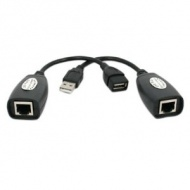 Converter: USB Extension adaptor by RJ45 (Network)...