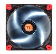 ThermalTake 120mm White LED Luna 12 1200RPM Fan