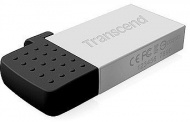 16GB Transcend JetFlash 380 USB 2.0 OTG Flash Drive