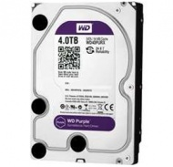 4TB WD PURPLE SURVIELLANCE HDD, 64MB, 6GB/S, 32x H...