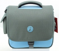 Soudelor Camera Bag #1105 - Blue Colour, Water Resistant, Rain Cover
