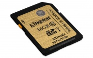 16GB Kingston class10 UHS-I Ultimate SDHC
