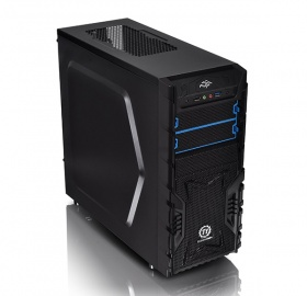 ThermalTake Black Versa H23 Mid Tower Chassis &amp...