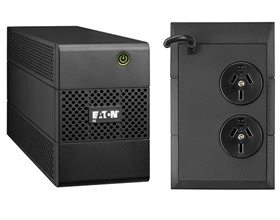 Eaton 5E UPS 850VA/480W 2 x ANZ OUTLETS, no Fan