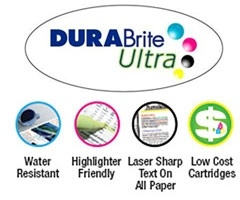 High Capacity DURABrite Ultra Yellow ink - WorkFor...