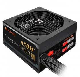 650w ThermalTake Toughpower Gold Cable Management ...