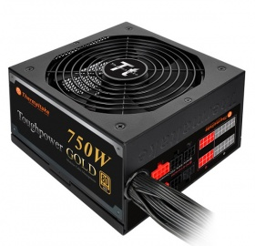 750w ThermalTake Toughpower Gold Cable Management ...