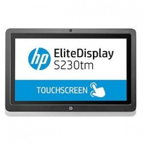 HP EliteDisplay S230tm 23-In Touch Mon