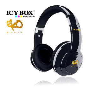 ICY BOX Big City Vibes IB-HPH2 Headphones 3.5 mm J...
