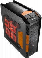 AeroCool Xpredator Evil Orange