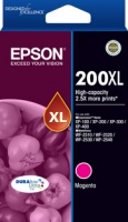 Epson 200XL HIGH CAPACITY DURABRITE ULTRA MAGENTA ...