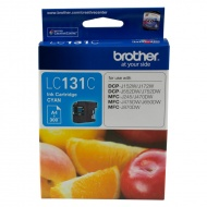 Brother LC131C CYAN INK 300 PAGES DCP-J152W J172W/...