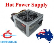 220W Tsunami Power Supply 24PIN ATX SATA 12cm fan Intel AMD