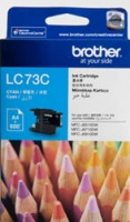 Brother LC73C Hi Yield Cyan