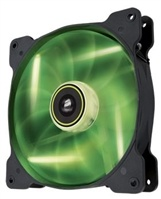 "Corsair Green LED, ""Air Series"" SP140 LE..."