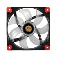 140mm Red LED Luna 14 1000RPM Fan