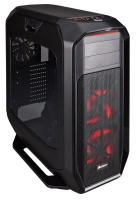 Corsair Graphite 780T Black Full Tower Case - Premium Looks, Premium Space, Premium Cooling