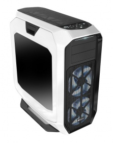 Corsair Graphite 780T White&Black Color Full Towe Case - Premium Looks, Premium Space, Premium Cooling.
