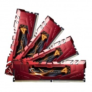 16GB G.Skill DDR4-2400 Quad Channel [Ripjaws4] F4-...