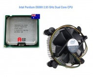 Refurbished Intel Pentium Dual Core E6500, 2.93GHz/1066MHzFSB/2MB/LGA775