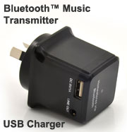 Bluetooth A2DP Audio Receiver / Transmitter with U...