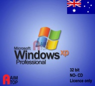 Microsoft Windows XP Professional SP3 Licence only...