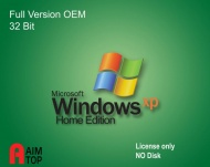 Microsoft Windows XP Home Edition SP3 Licence only...
