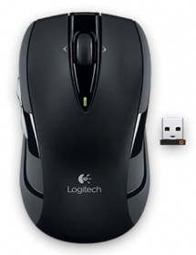 Logitech Wireless Mouse M545 - Black