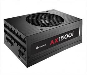 1500W Corsair AX1500i ATX Power Supply, 80PLUS Tit...