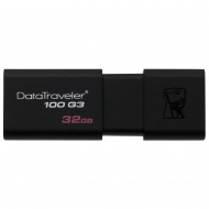 32GB Kingston DataTraveler 100 G3 USB3 Flash Drive...