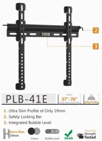 Brateck Ultra-Thin LCD/PDP Wall Bracket up to 63\'
