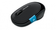 Microsoft Sculpt Comfort Bluetooth Mouse Black H3S...