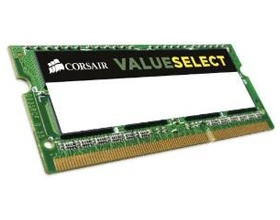 2GB Corsair (1x2GB) DDR3 1600MHz Value Select SODI...