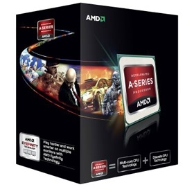 AMD A6-7400K 2-Core, Max Freq 3.9GHz, 1MB Cache So...