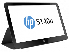 "14"" HP S140U [G8R65AA], LED portable, 16:9, 8..."