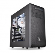 Thermaltake Core V31 Mid Tower Case USB 3.0 / No P...